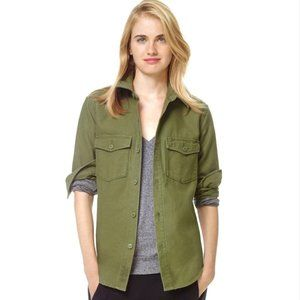 Aritzia TNA Military Shacket